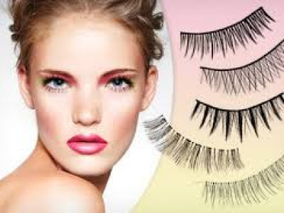 Choose the right eyelashes to shape your eyes
